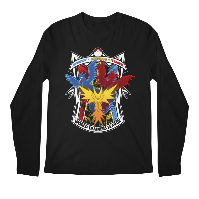 World Trainers League Men's Longsleeve T-Shirt by RazCity's Artist Shop