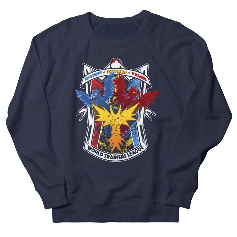 World Trainers League Women's Sweatshirt by RazCity's Artist Shop
