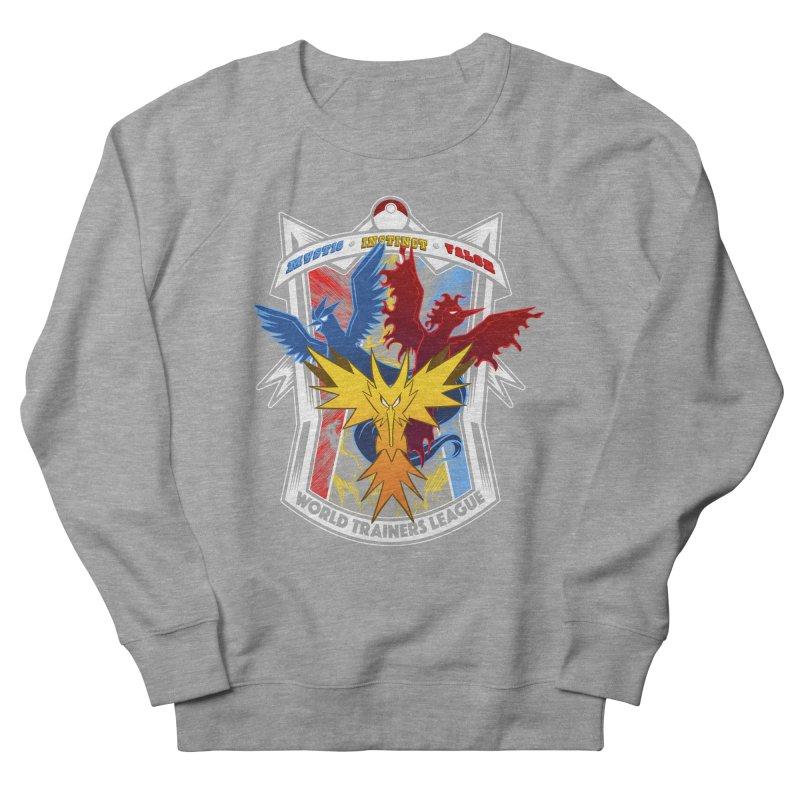 World Trainers League Men's Sweatshirt by RazCity's Artist Shop