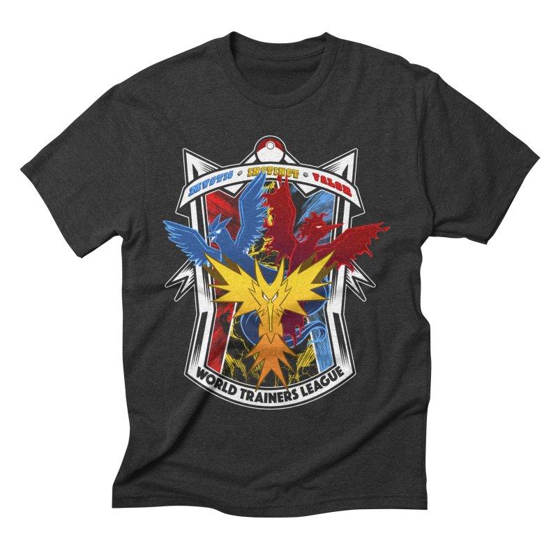 World Trainers League Men's Triblend T-shirt by RazCity's Artist Shop
