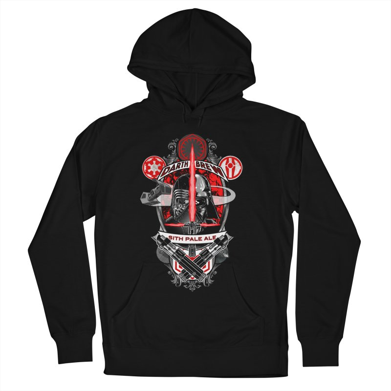 Darth Brew - Sith Pale Ale Women's Pullover Hoody by RazCity's Artist Shop