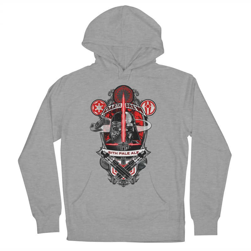 Darth Brew - Sith Pale Ale Men's Pullover Hoody by RazCity's Artist Shop