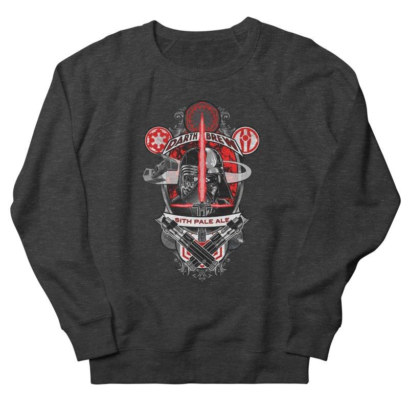 Darth Brew - Sith Pale Ale Men's Sweatshirt by RazCity's Artist Shop