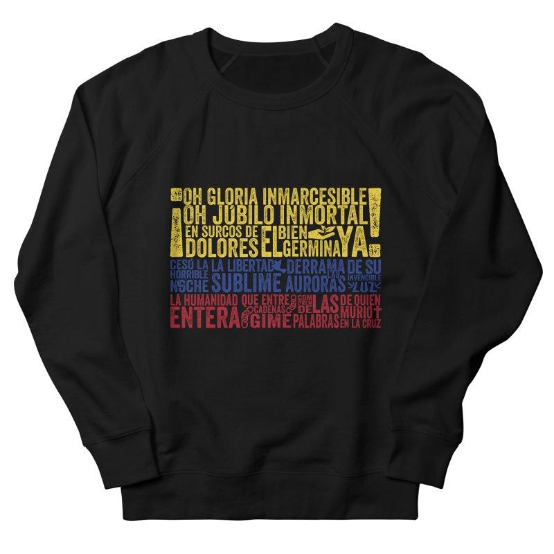 Bandera de Colombia Women's Sweatshirt by Realismagico's Artist Shop