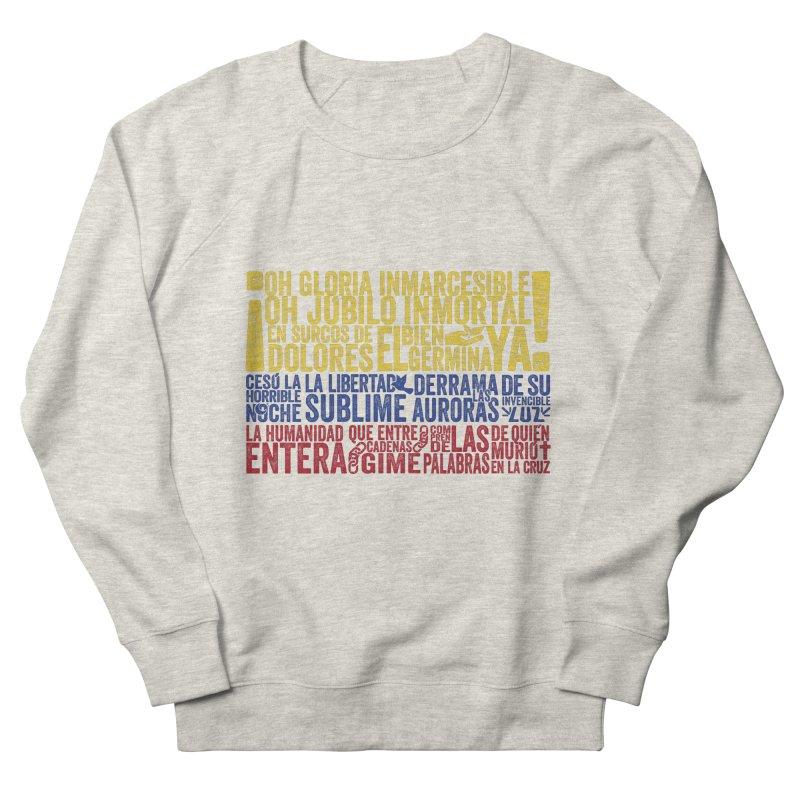 Bandera de Colombia Men's Sweatshirt by Realismagico's Artist Shop