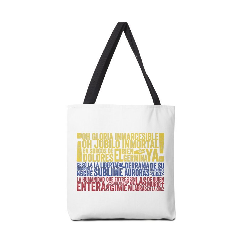 Bandera de Colombia Accessories Bag by Realismagico's Artist Shop