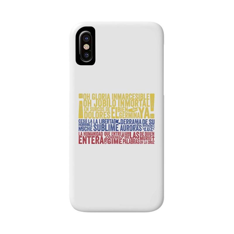 Bandera de Colombia Accessories Phone Case by Realismagico's Artist Shop