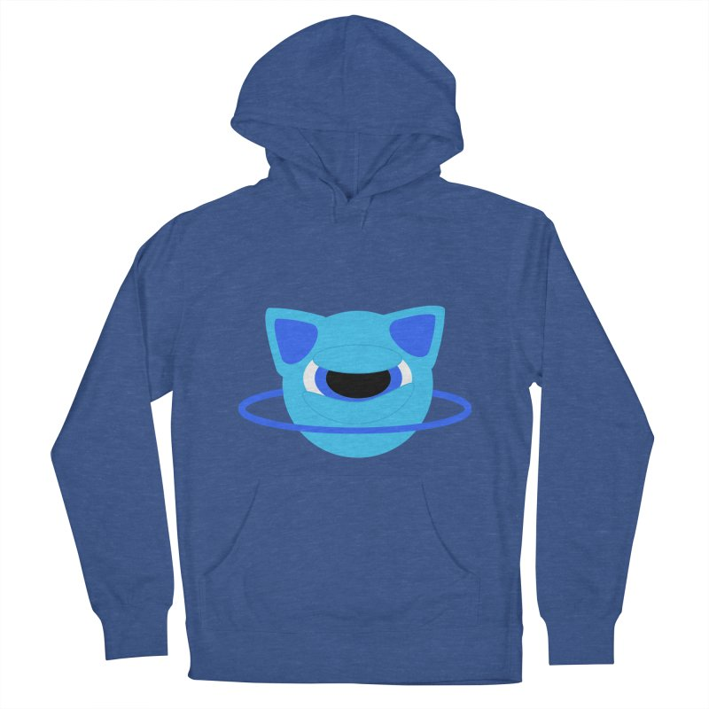 Neptune Cat Women's Pullover Hoody by Rebecca's Artist Shop