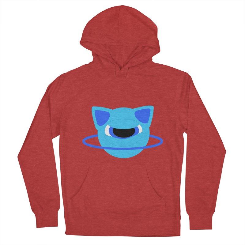 Neptune Cat Men's Pullover Hoody by Rebecca's Artist Shop