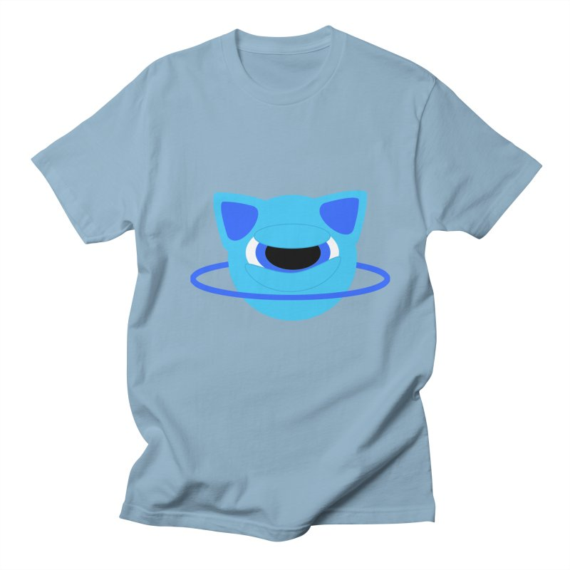 Neptune Cat Women's Unisex T-Shirt by Rebecca's Artist Shop