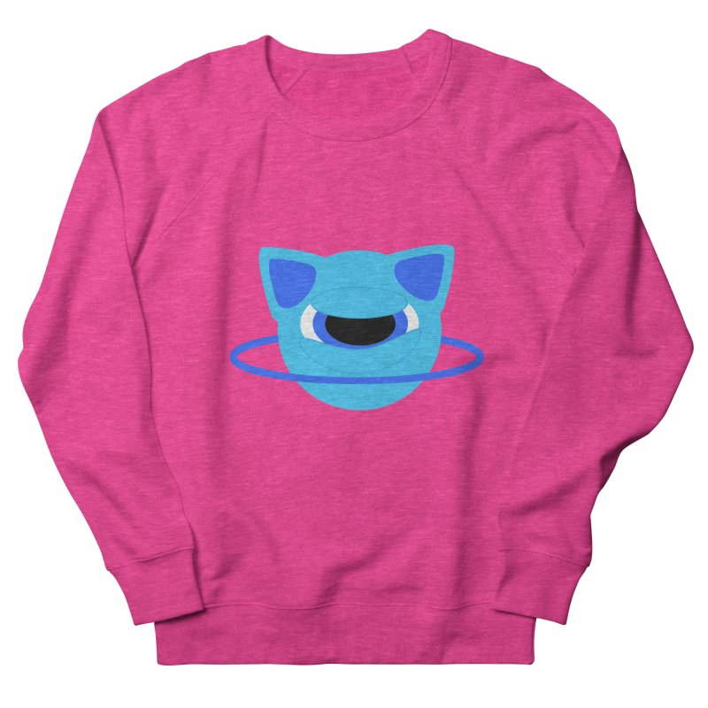 Neptune Cat Men's Sweatshirt by Rebecca's Artist Shop