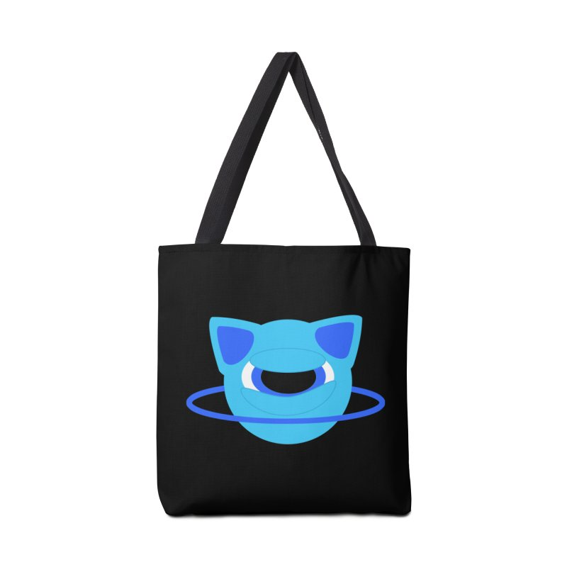 Neptune Cat Accessories Bag by Rebecca's Artist Shop