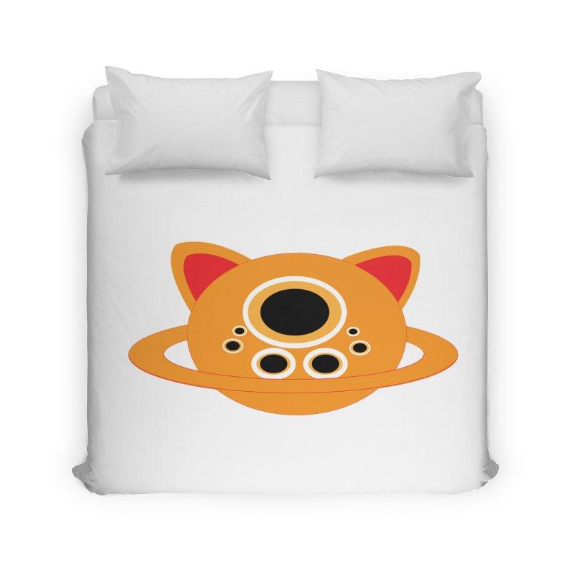 Saturn Cat Design    by Rebecca's Artist Shop