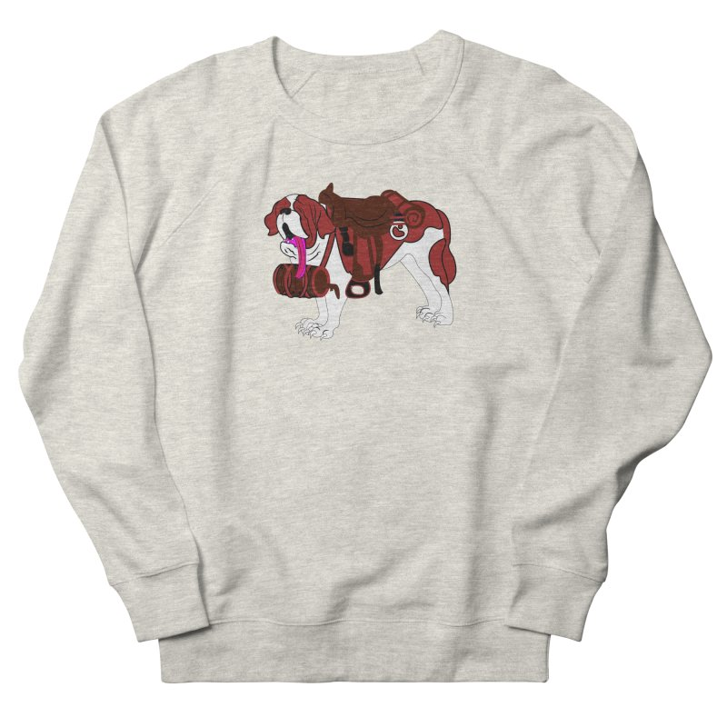 Saint Bernard Women's Sweatshirt by Rebecca's Artist Shop