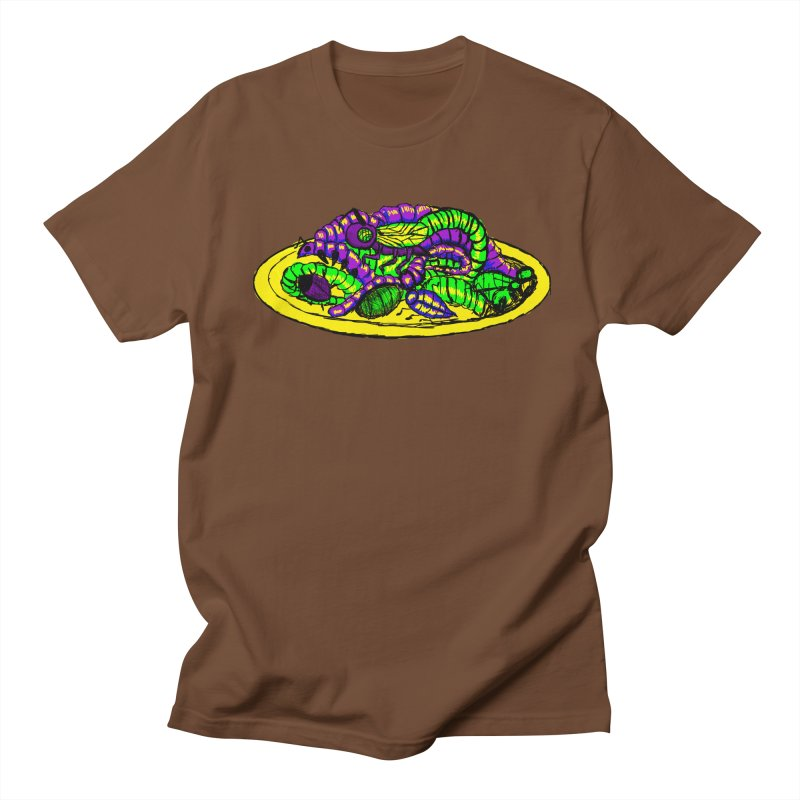 Mimi's Monsters-Plate O' Bugs Women's Unisex T-Shirt by Rebecca's Artist Shop
