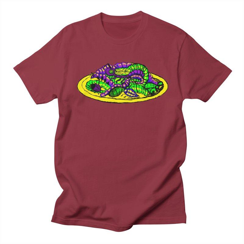 Mimi's Monsters-Plate O' Bugs Women's Unisex T-Shirt by Rebecca's Artist Shop
