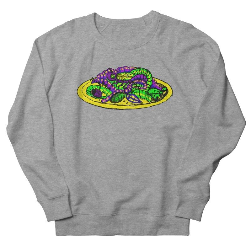 Mimi's Monsters-Plate O' Bugs Women's Sweatshirt by Rebecca's Artist Shop