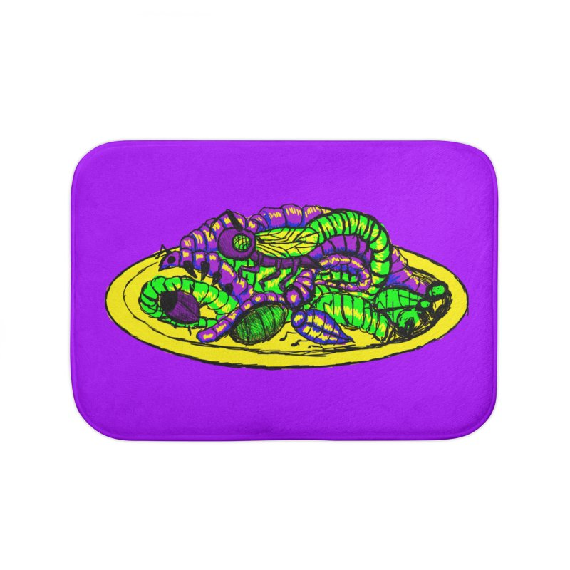 Mimi's Monsters-Plate O' Bugs   by Rebecca's Artist Shop