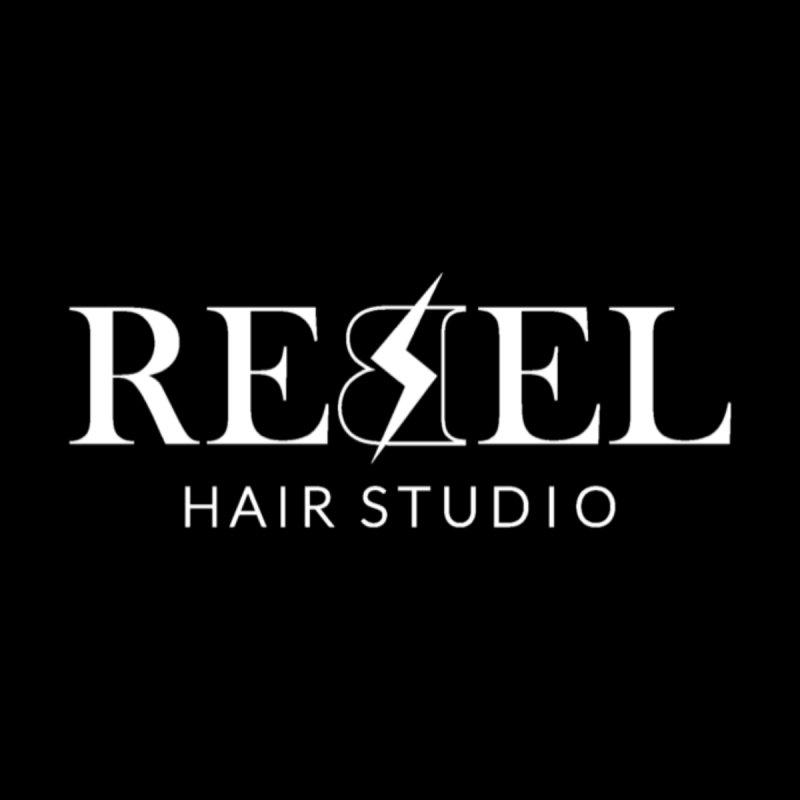 Rebel Hair Studio White Men's T-Shirt by Rebel Hair Studio Merch