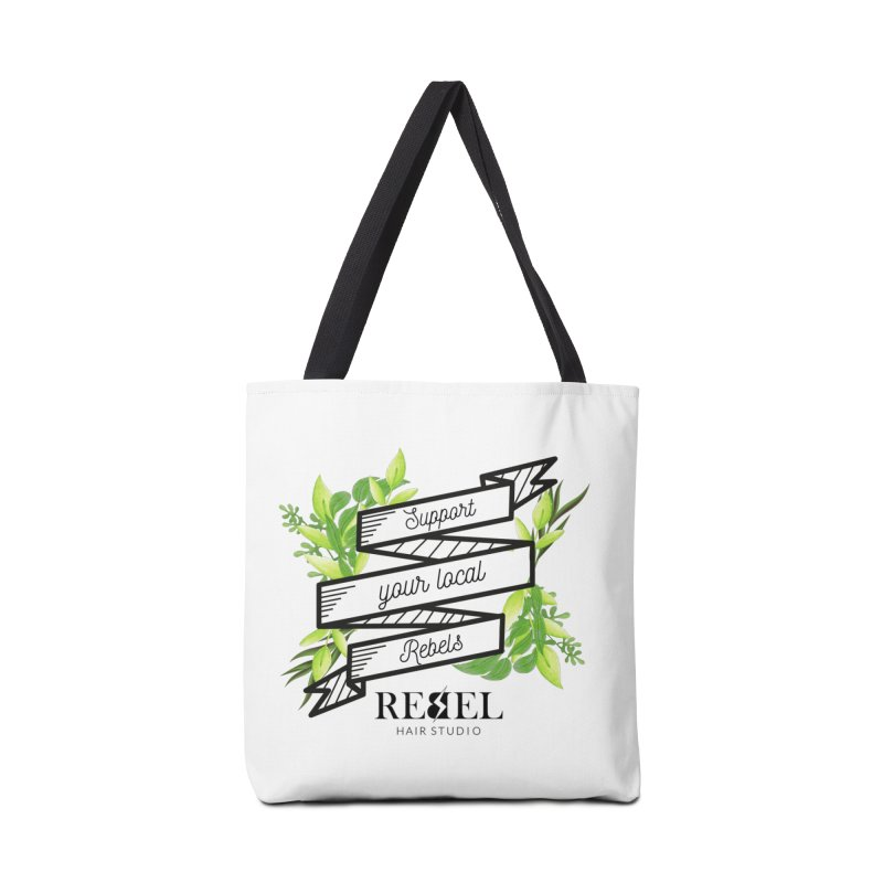Support your local Rebel Accessories Bag by Rebel Hair Studio Merch