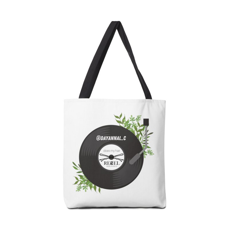 Day does my hair Accessories Bag by Rebel Hair Studio Merch