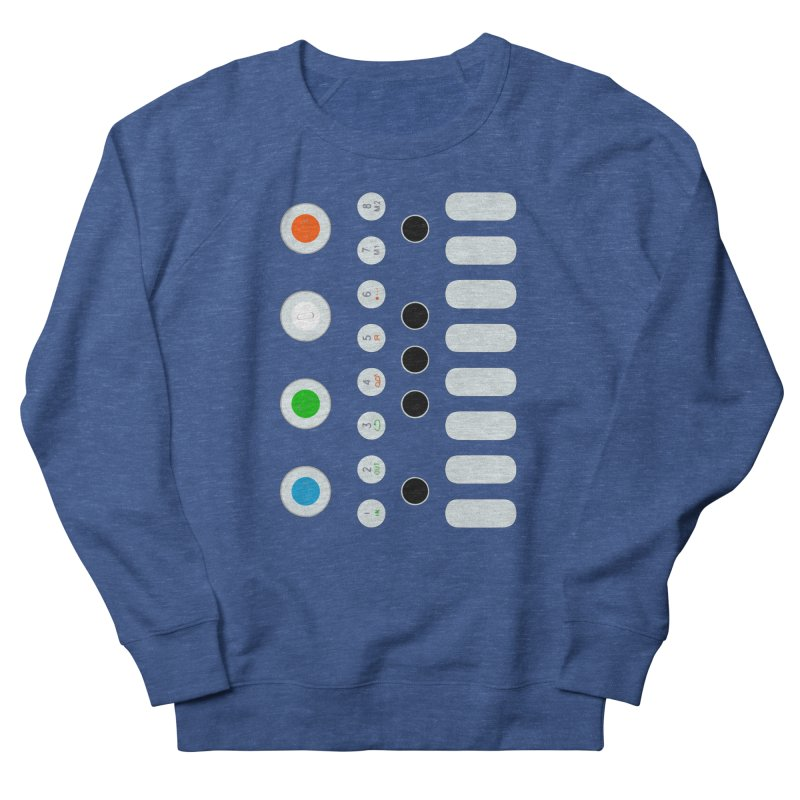 Big Smol Synth Women's Sweatshirt by Red Means Recording