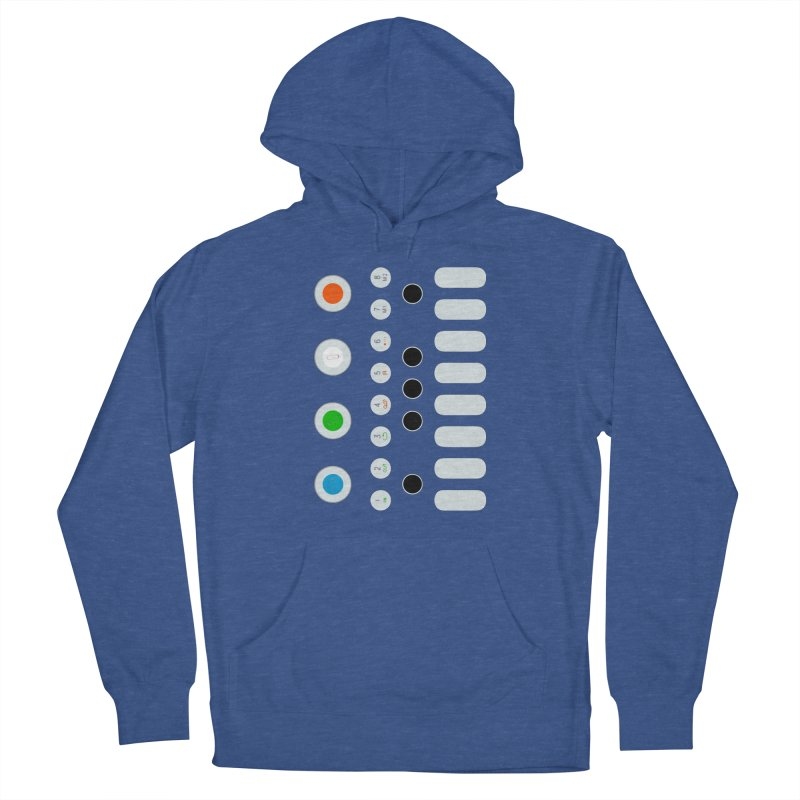 Big Smol Synth Women's Pullover Hoody by Red Means Recording