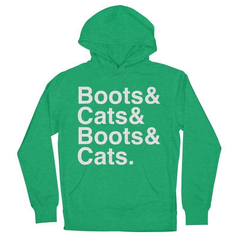 Are We Cool Yet? Women's French Terry Pullover Hoody by Red Means Recording