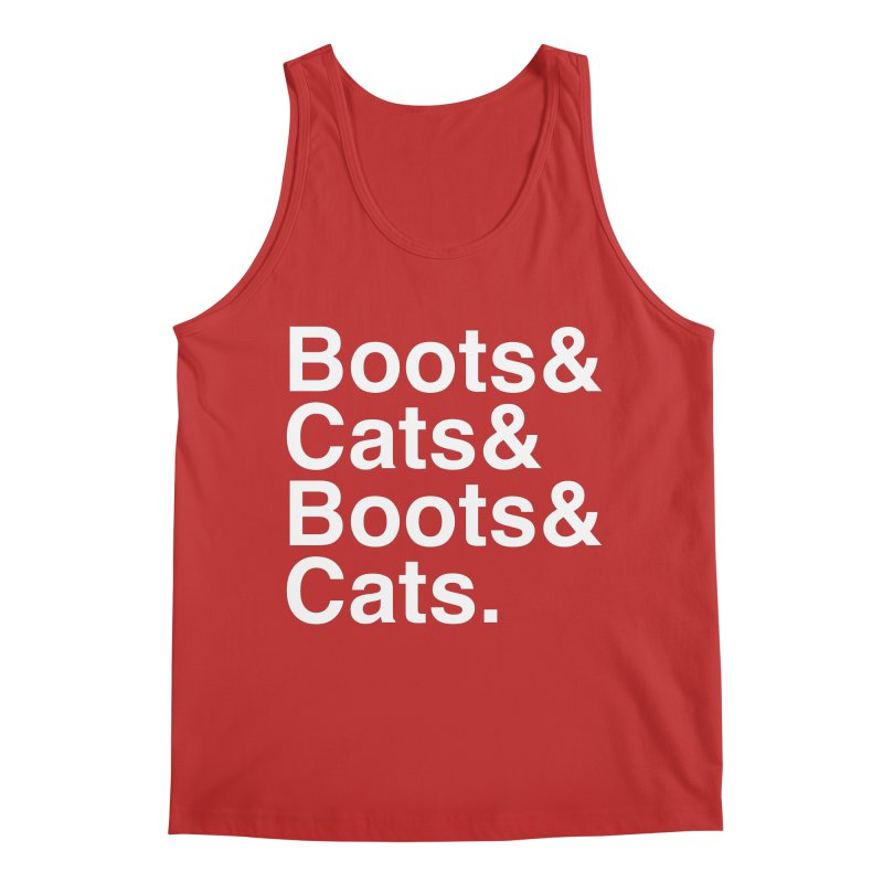 Are We Cool Yet? Men's Regular Tank by Red Means Recording