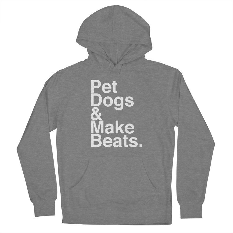 Life is Simple Women's Pullover Hoody by Red Means Recording