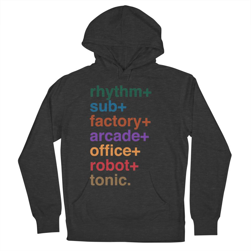 You're the Operator Women's French Terry Pullover Hoody by Red Means Recording