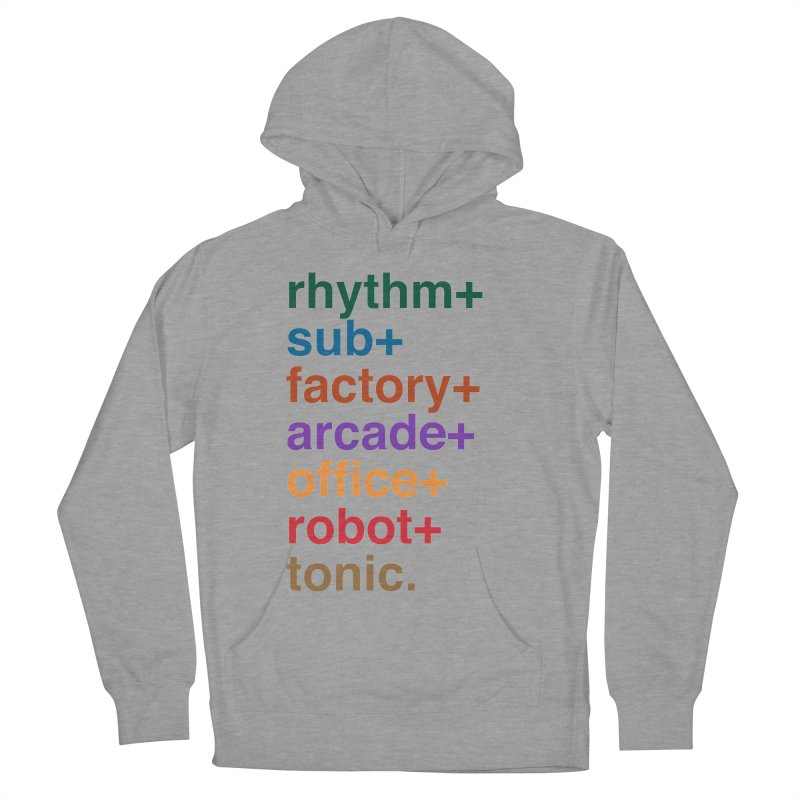 You're the Operator Men's French Terry Pullover Hoody by Red Means Recording