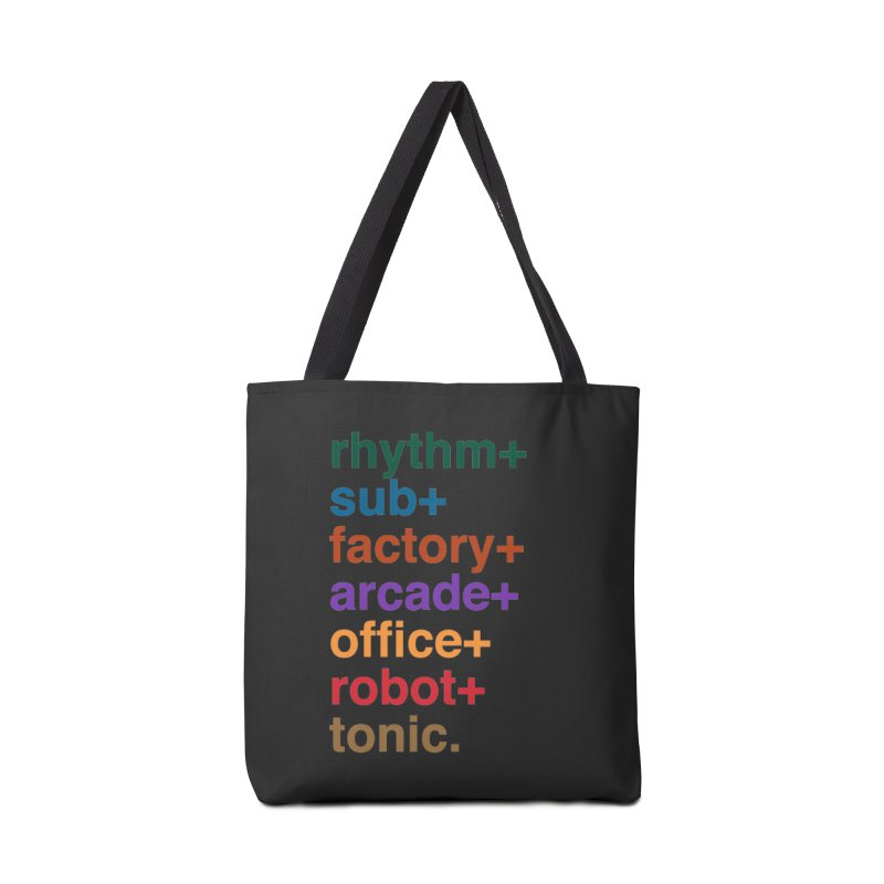 You're the Operator Accessories Bag by Red Means Recording