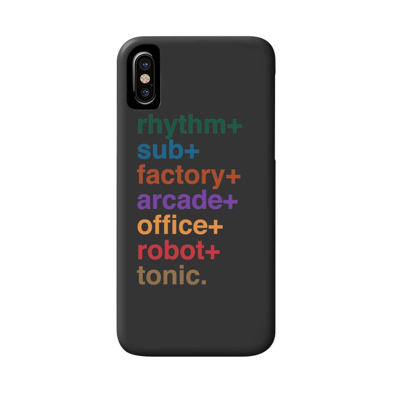 You're the Operator Accessories Phone Case by Red Means Recording