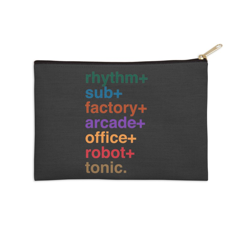 You're the Operator Accessories Zip Pouch by Red Means Recording