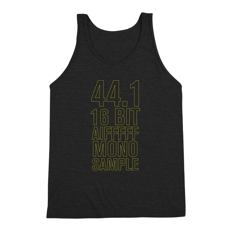 The Recipe Men's Triblend Tank by Red Means Recording