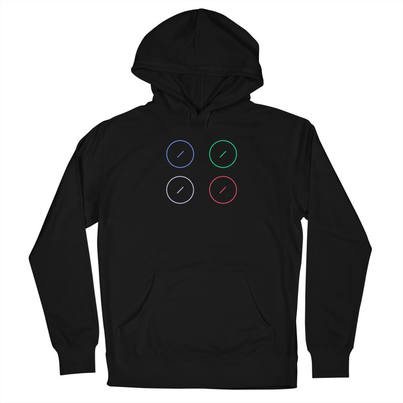 Just Knob Things Men's Pullover Hoody by Red Means Recording