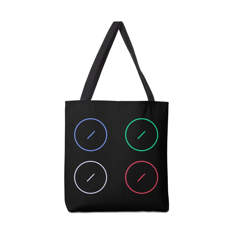 Just Knob Things Accessories Tote Bag Bag by Red Means Recording