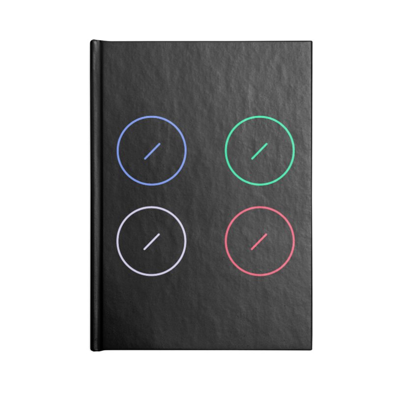 Just Knob Things Accessories Notebook by Red Means Recording