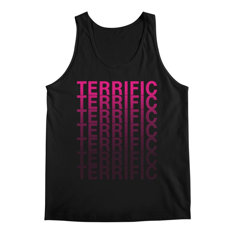 TERRIFIC Men's Regular Tank by Red Means Recording