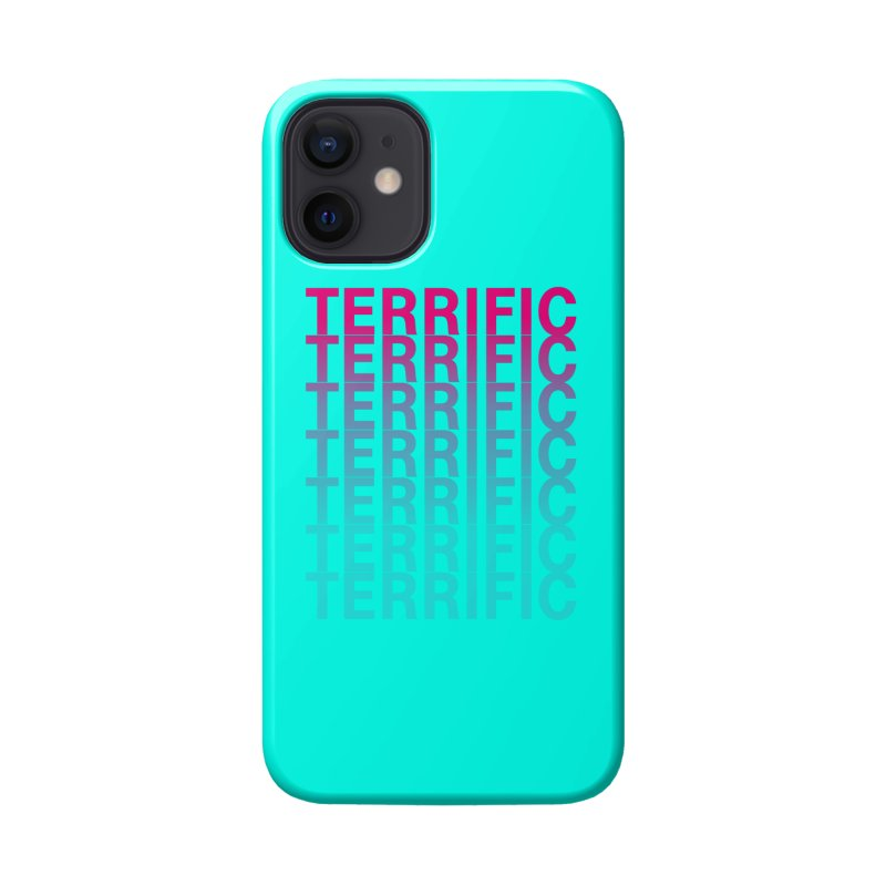 TERRIFIC Accessories Phone Case by Red Means Recording