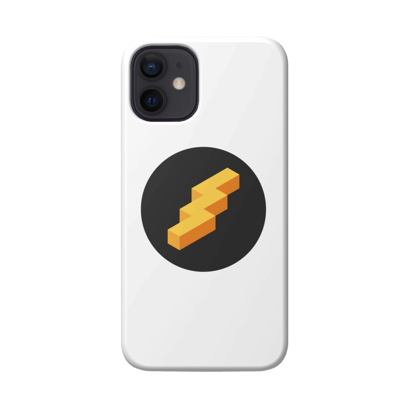 Lightning Noodle (Pocket) Accessories Phone Case by Red Means Recording