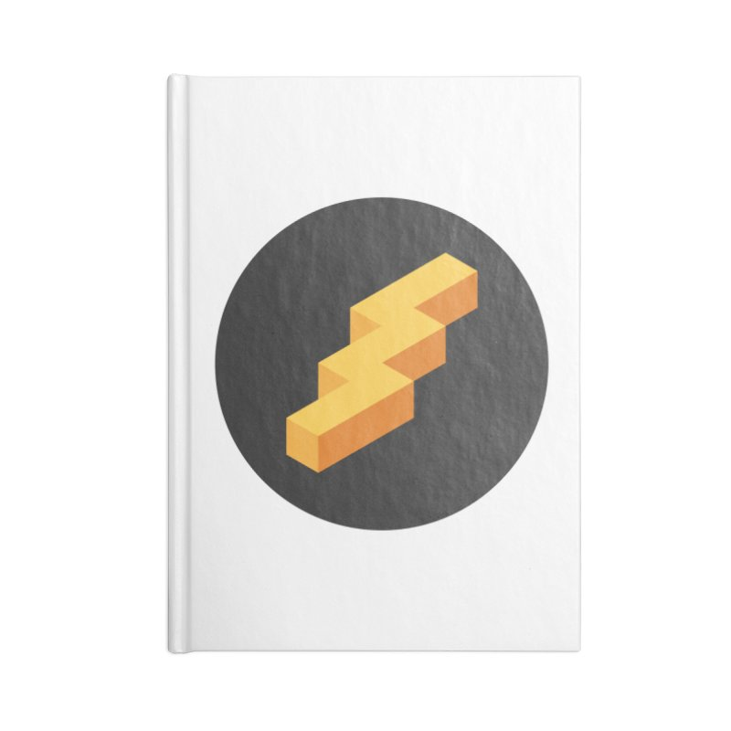 Lightning Noodle (Pocket) Accessories Notebook by Red Means Recording