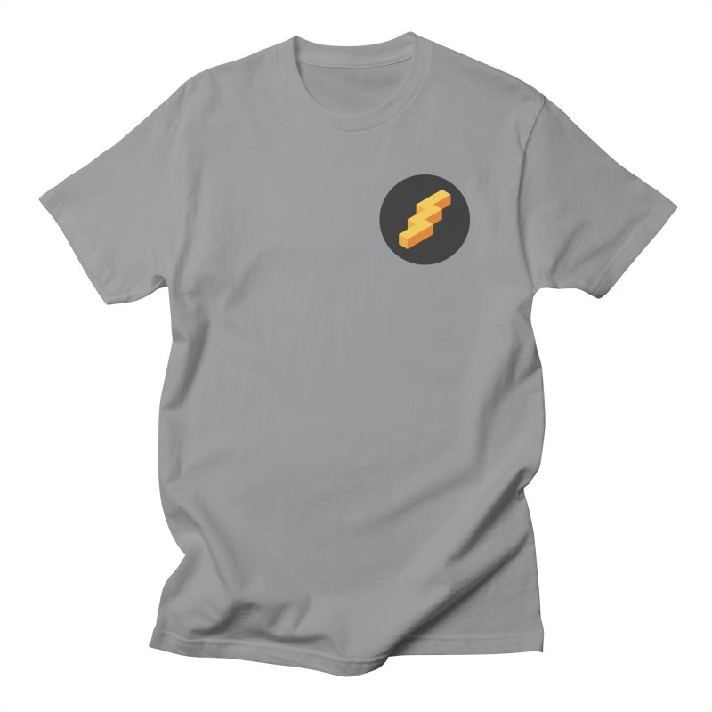 Lightning Noodle (Pocket) Women's Regular Unisex T-Shirt by Red Means Recording