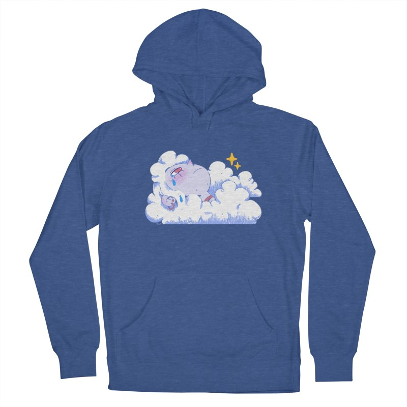 Crying Cloud Men's Pullover Hoody by Ree Artwork