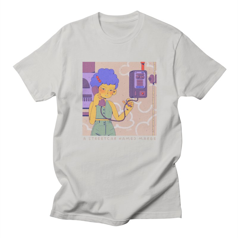MS Men's T-Shirt by Ree Artwork