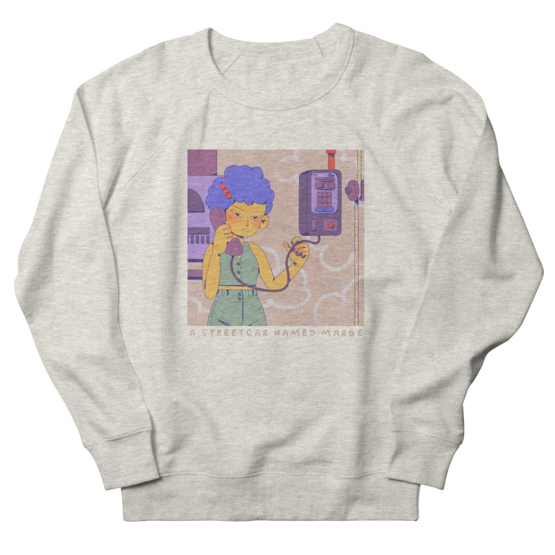 MS Men's Sweatshirt by Ree Artwork