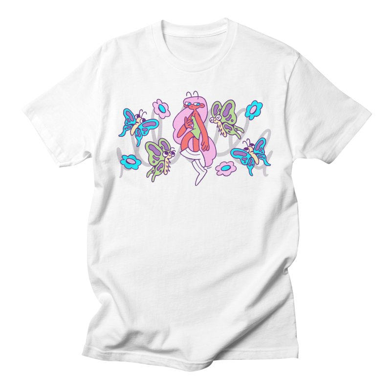 Butterfly Fairy Men's T-Shirt by Ree Artworks