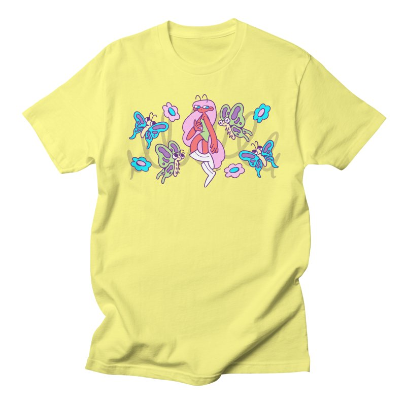 Butterfly Fairy Men's T-Shirt by Ree Artwork