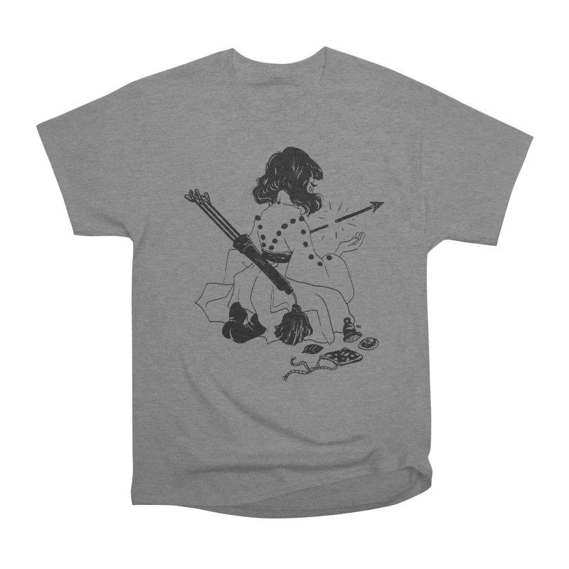 Broken Weaponry Women's T-Shirt by Ree Artwork